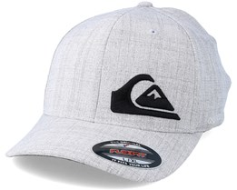 Final Light Grey Flexfit - Quiksilver