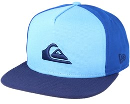 Stuckles Blue Snapback - Quiksilver