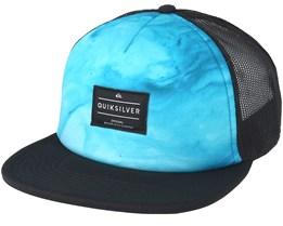 Brissells Blue Trucker - Quiksilver