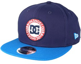 Speedeater Sodalite Blue Snapback - DC