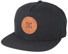 Kids Proceeder Black Snapback - DC