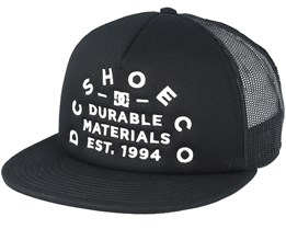 Time Flosser Black Trucker - DC