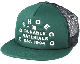 Time Flosser Dark Green Trucker - DC