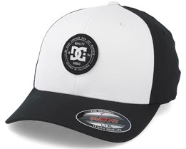 Curve Breaker White/Black Flexfit - DC