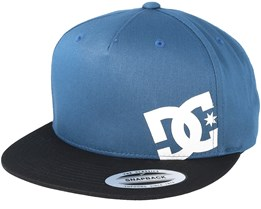 Heard Ya 2 Blue/Black Snapback - DC