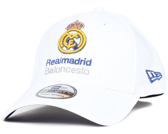 Real Madrid Euro League White 39Thirty - New Era