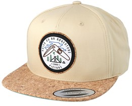 Parkdale Sand Snapback - Picture