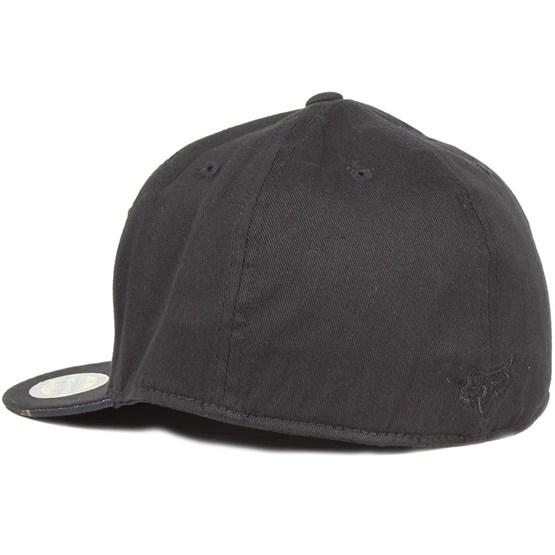 c5532dc95fb Carnage camo black fitted fox caps jpg 555x555 Carnage snapback hat