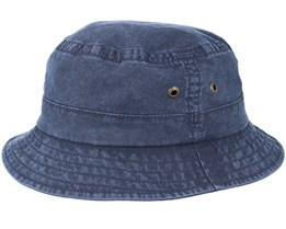 Dalave Organic Cotton Blue Bucket - Stetson