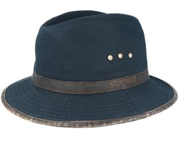 Cotton Black Traveler - Stetson