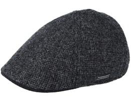 Texas Wool Grey Flat Cap - Stetson