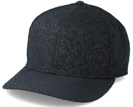 Baseball Cap Ornament Black Adjustable - Stetson