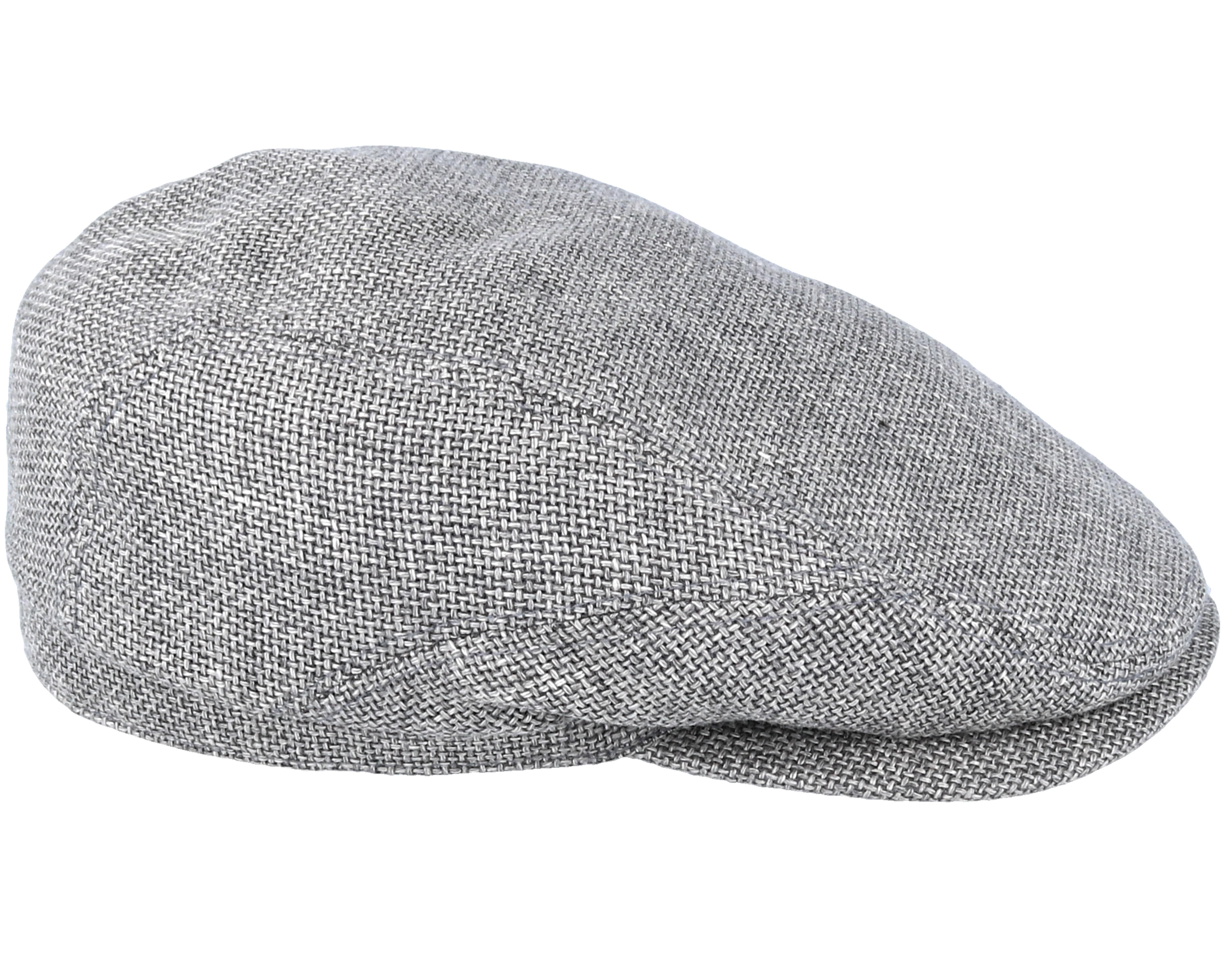 Driver Cap Virgin Wool Linen Sonstige Flatcap Stetson