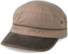 Cotton Braun Army - Stetson