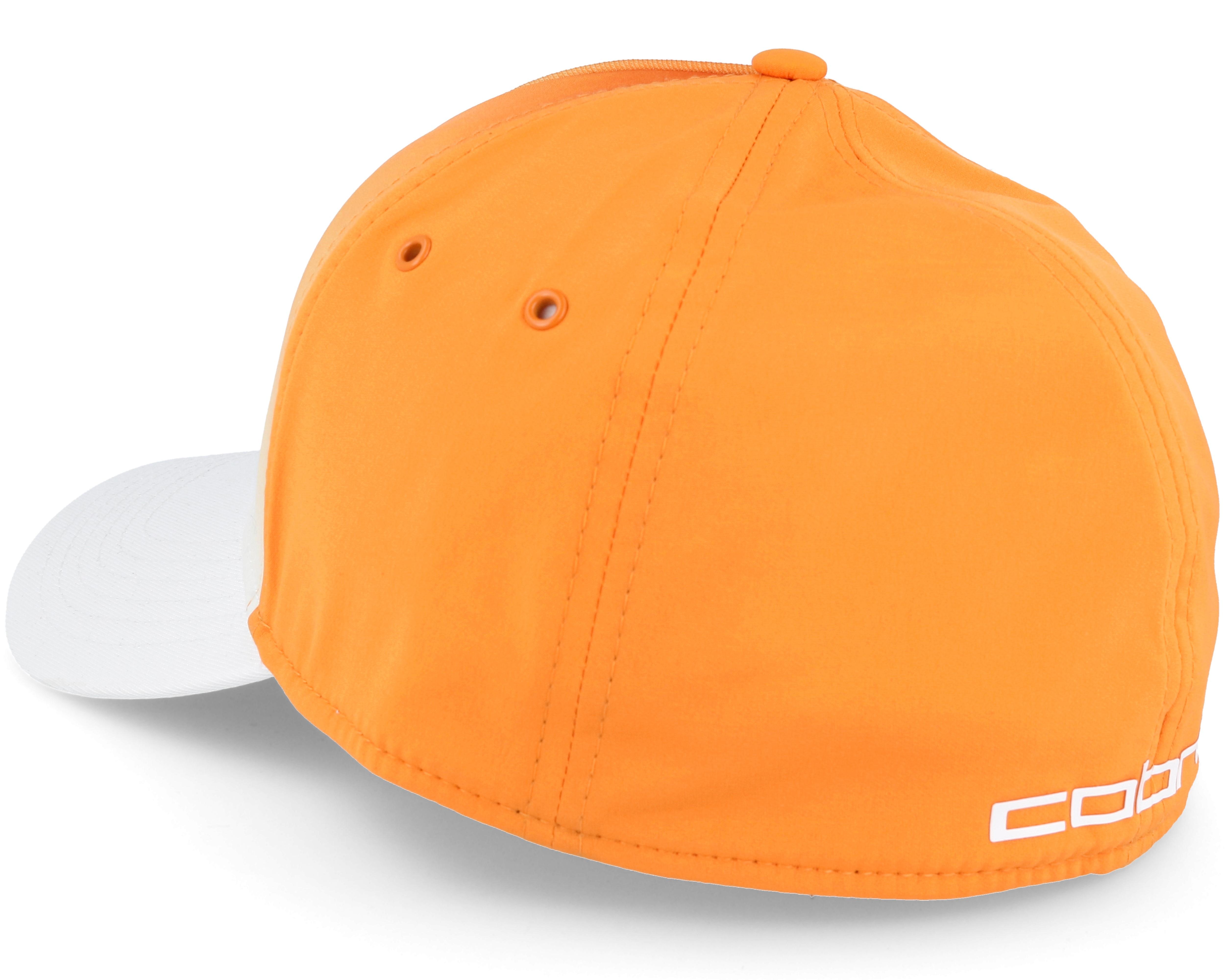 tour fade orange white multi flexfit cobra keps. Black Bedroom Furniture Sets. Home Design Ideas