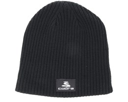 Reversible Black/Grey Beanie - Cobra