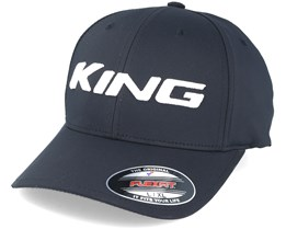 King Pro Tp Black Flexfit - Cobra