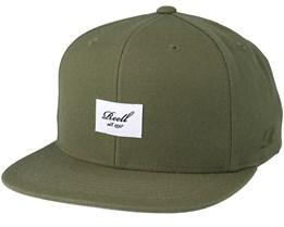 Base Cap Buck Snapback - Reell