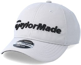 Kids Tm 17 Junior Radar Hat Grey Adjustable - Taylor Made
