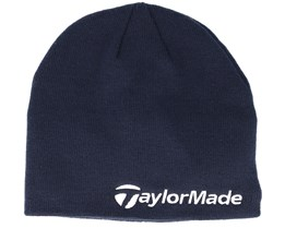 Beanie Navy Traditional Beanie - Taylor Made