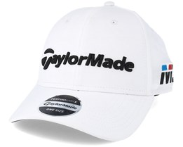 Tour Radar White Adjustable - Taylor Made