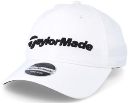 Womens Radar White Adjustable - Taylor Made