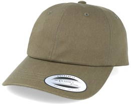 Olive Green Adjustable - Yupoong