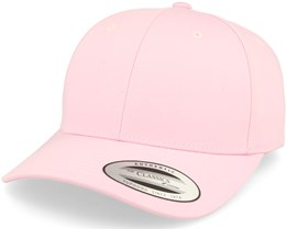 Curved Pink Adjustable - Yupoong