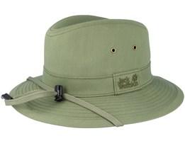 El Dorado Hat Woodland Green Traveller- Jack Wolfskin