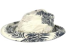 Wahia Palm Hat Women Dusty Grey All over Traveller - Jack Wolfskin