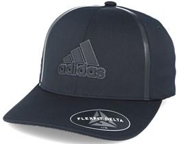 Deltatxt Black Flexfit - Adidas