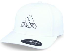Deltatxt White Flexfit - Adidas