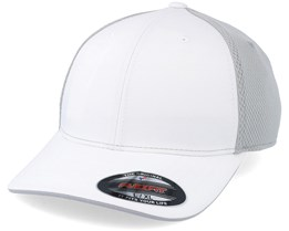 Tourstretch Climacool Side Logo White/Grey Flexfit - Adidas