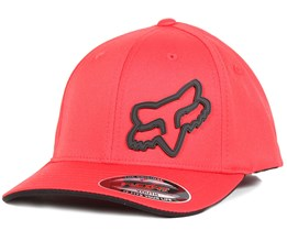 Kids Signature Red Flexfit - Fox
