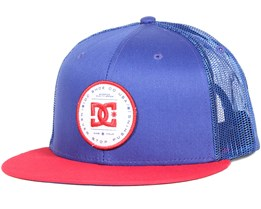Daxbred Nautical Blue Snapback - DC