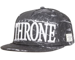 Throne black Snapback - Cayler & Sons