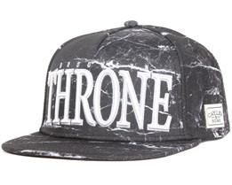 Throne black Snapback - Cayler & Sons