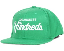 Forever Team Green Snapback - The Hundreds