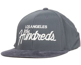 Team Navy Snapback - The Hundreds