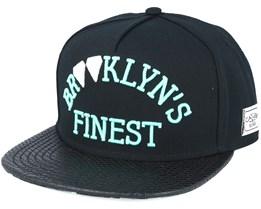 Bk´s Finest Black Snapback - Cayler & Sons