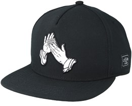 8th Day Black Snapback - Cayler & Sons