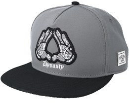 Broompton Grey Snapback - Cayler & Sons