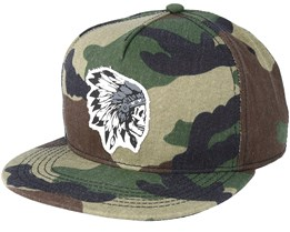 Freedom Corps Camo Snapback - Cayler & Sons