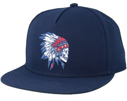 Freedom Corps Corps Navy Snapback - Caylor & Sons