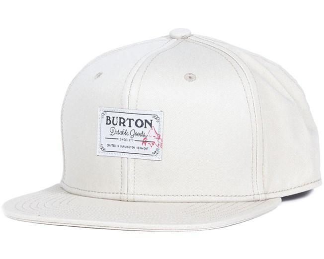 Riggs Putty Snapback - Burton