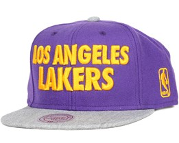 LA Lakers Forces Snapback - Mitchell & Ness
