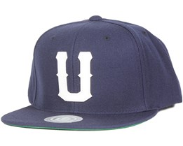 UNITED Dark Navy Snapback - Upfront