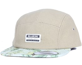 Filmore Khaki 5-Panel - Billabong