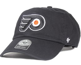 Philadelphia Flyers Clean Up Black - 47 Brand