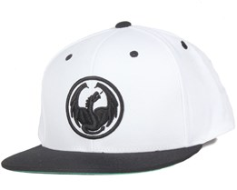 Icon White Snapback - Dragon